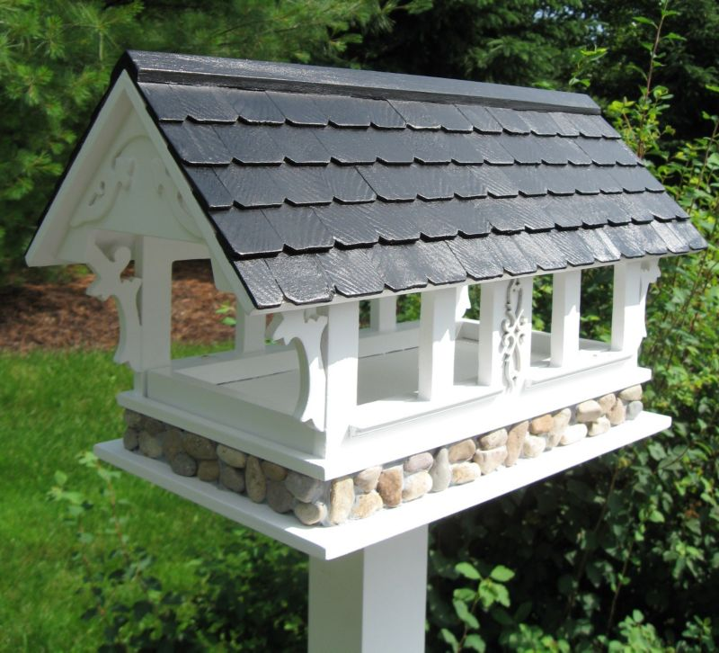 Covered Bridge Birdfeeder Best Price