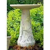 Butterfly Meadow Birdbath Set