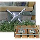 Sunshine Mounting Anchors 2 Pack