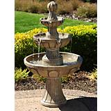 Napa Valley 45 inch Fiberglass Fountain