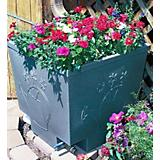 Nino Rain Barrel-Planter Plus