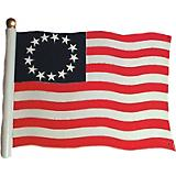 Liberty Flag Weathervane