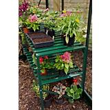 Halls Greenhouse Shelf 4Ft