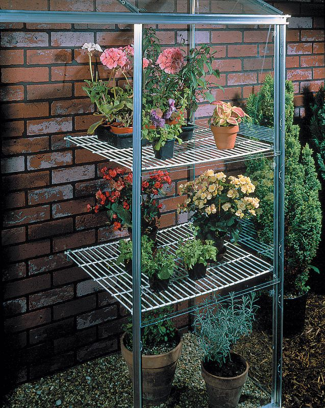 Halls Wall Garden Shelf Set of 2