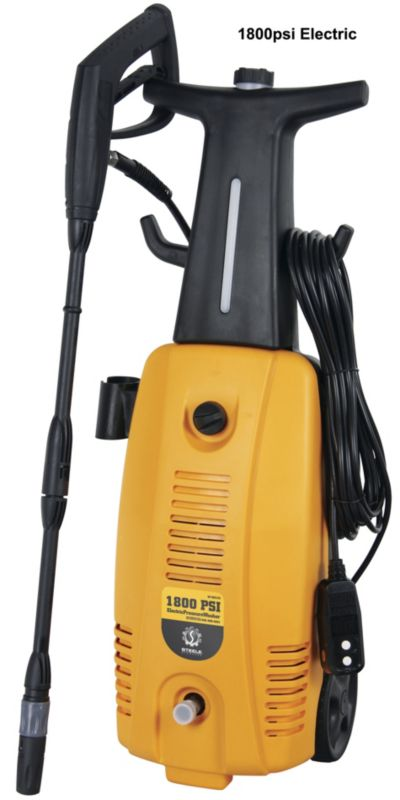 Home Essentials Pressure Washer 1800psi Electric