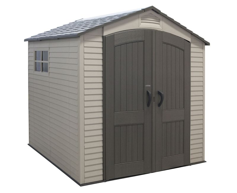 Outdoor Shed 7x7 No Windows