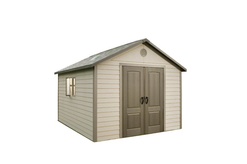 Outdoor Storage Shed 11x13.5<br />