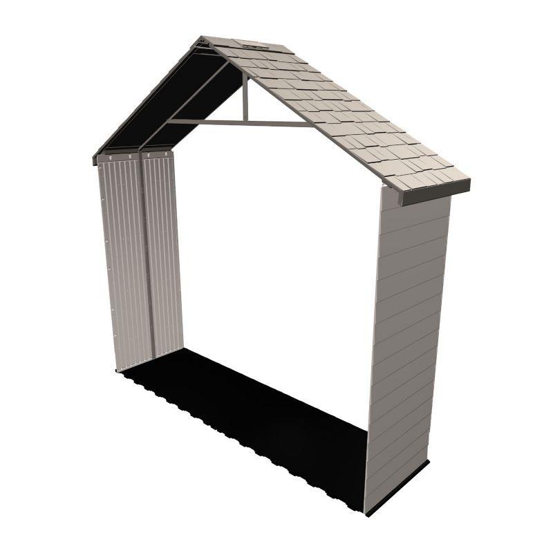 Storage Building Expansion Kit 11x5 2 Windows