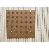 Pegboard Accessory Kit For 8 Ft Storage Sheds