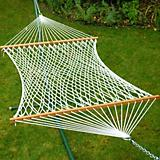 Single Polyester Rope Hammock