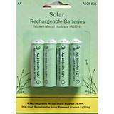 NiMH Battery Set 4pk AA 900 mAh