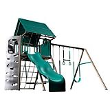 Lifetime A-Frame Metal Playset With Clubhouse