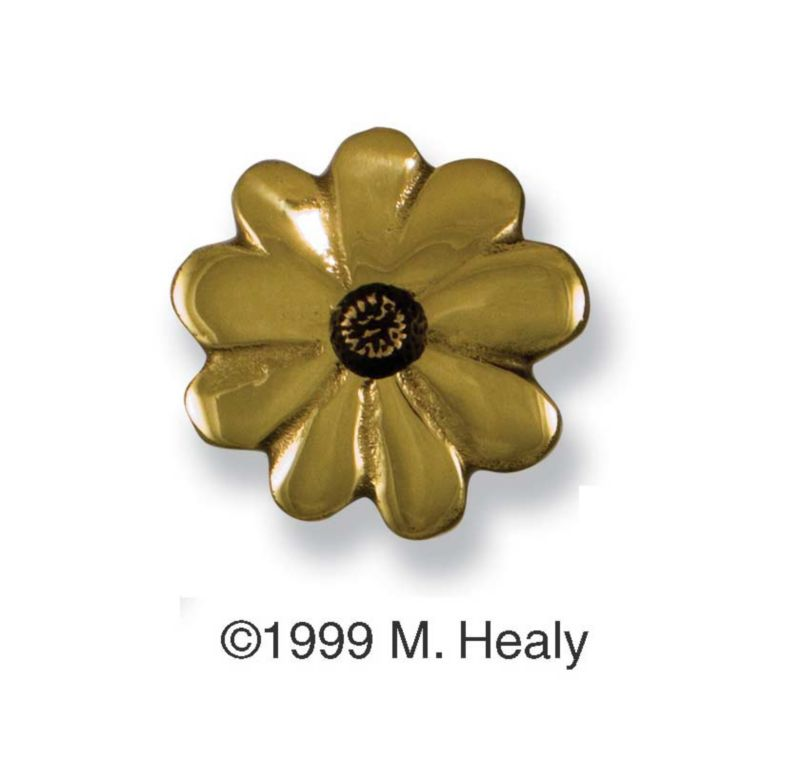 Brass Black Eyed Susan Ringer