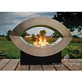 Ellipse of Fire Free Standing Fireplace