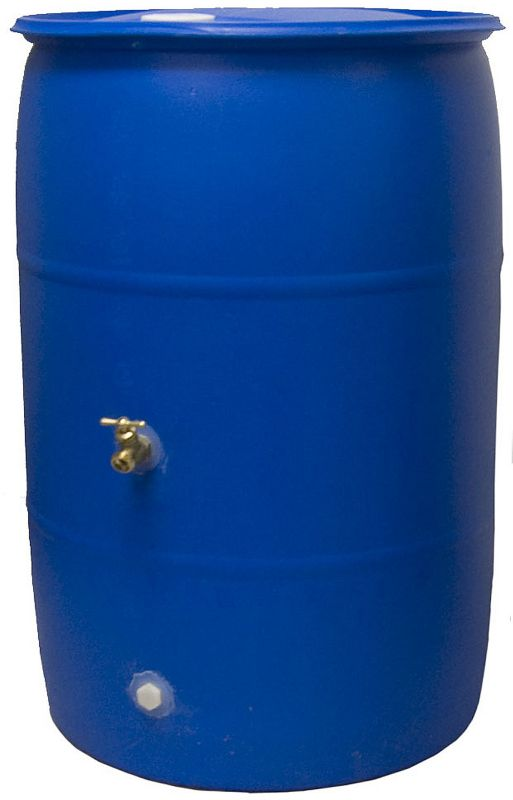 Big Blue 55 Rain Barrel