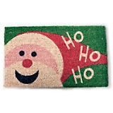 Happy Santa Coir Doormat