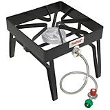 16 In Square Patio Stove