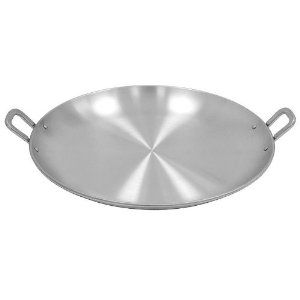 16 In  Paella Pan