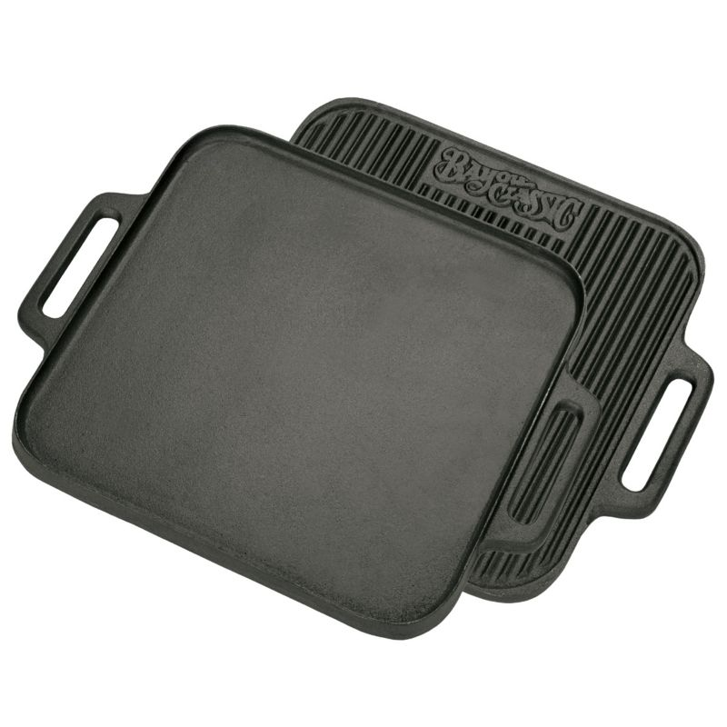 14 In Cast Iron Square Griddle