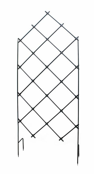 Achla Lattice Metal Trellis Free Standing