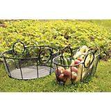 Steel Harvest Basket