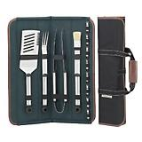 B.B.Q-Executive Canvas Grill Set
