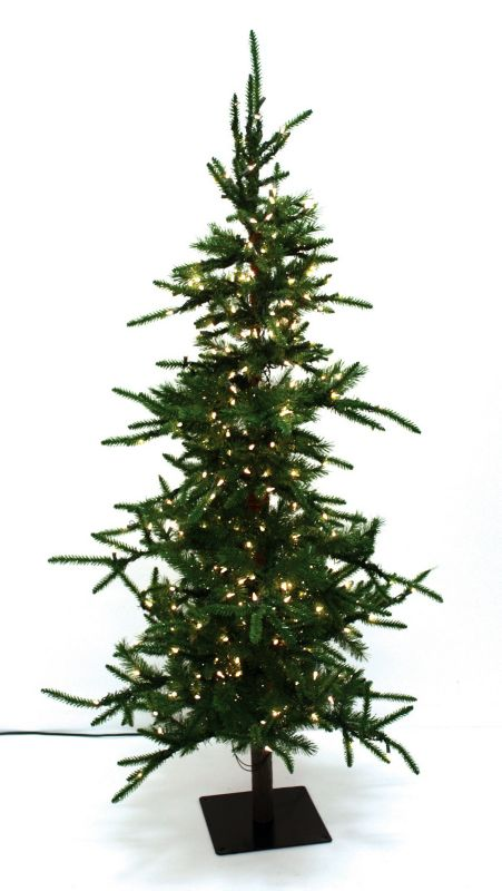 Good Tidings Alpine Prelit Christmas Tree 6 foot