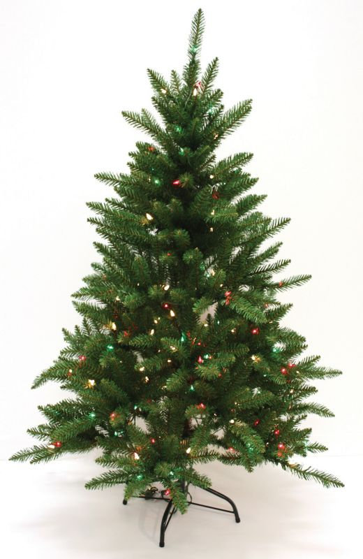 Good Tidings Arlington Fir Prelit Tree 4.5 foot