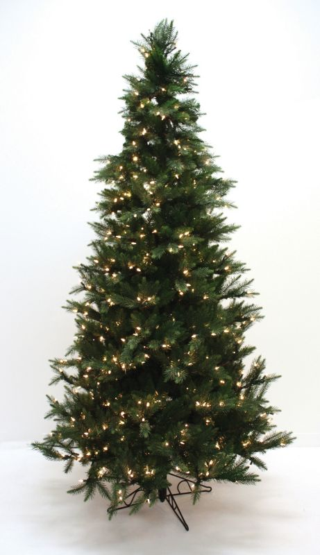 Good Tidings Atlantic Fir Prelit Tree 7.5 foot