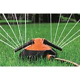 Claber Idropsray 2000 2-Arm Sprinkler