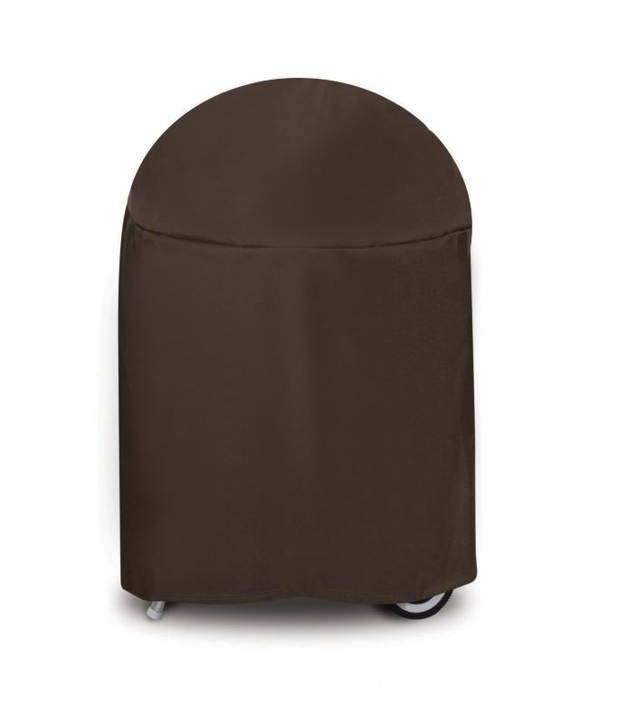 2 Dogs Designs 26 Inch  Kettle Grill Cover Brown