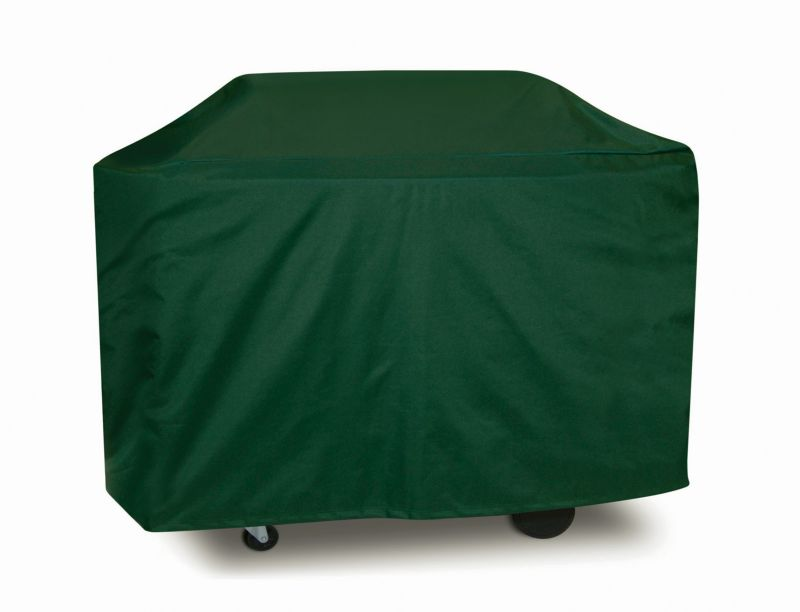 2 Dogs Designs Cart Grill Cover 72 Inch Brown