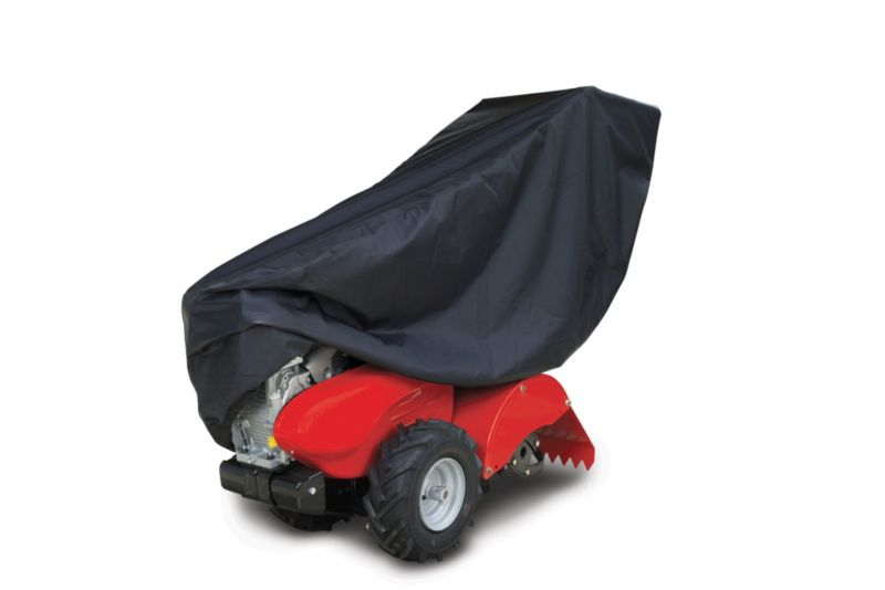 Classic Accessories Rototiller Cover Black