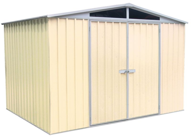 Daylight 10x7 Metal Storage Shed