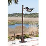 Hammer Tone Infrared Patio Heater