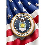 Red Carpet Studios Air Force Flag