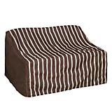 Wicker Settee Sofa Cover