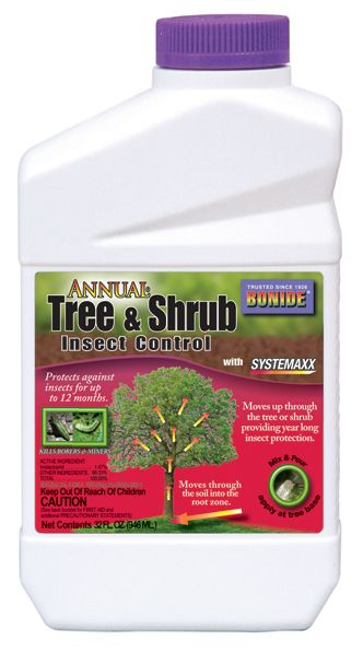 Bonide Annual Tree and Shrub Insect Control Quart