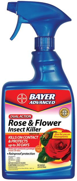 Bayer Advanced Rose and Flower Insect Killer