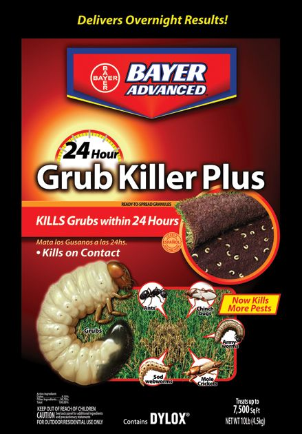 Bayer 24 Hour Grub Killer