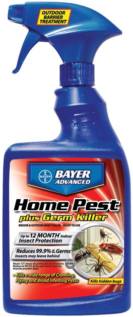 Bayer Advanced Home Pest and Germ Control Gal