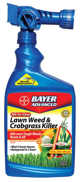 Bayer Weed and Crabgrass Control Qt Conc.