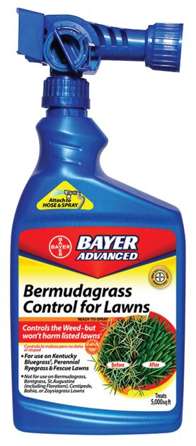 Bayer Advanced Bermudagrass Control for Lawns
