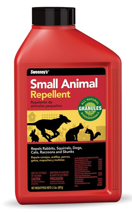Sweeneys Small Animal Repellent