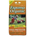 Espoma Organic Weed Preventer and Lawn Food