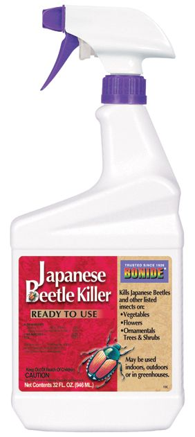 Bonide Japanese Beetle Killer RTU Spray