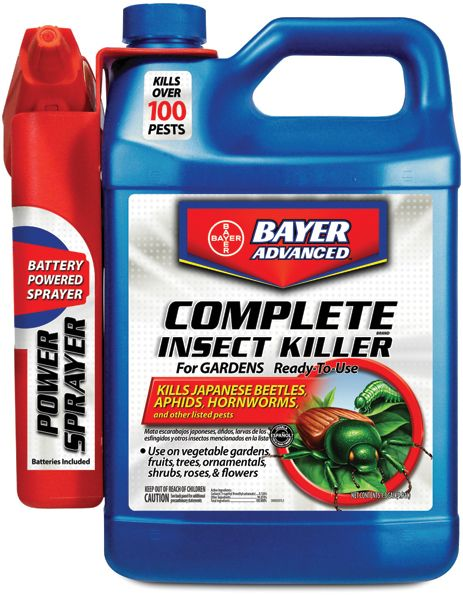 Bayer Advanced Complete Power Sprayer