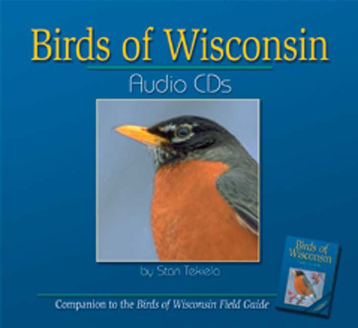 Birds Wisconsin Audio CD