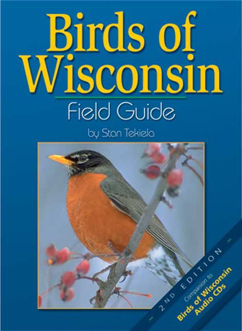 Birds Wisconsin Field Guide 2nd Edition