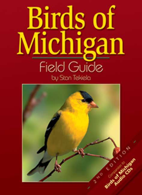 Birds Michigan Field Guide 2nd Edition